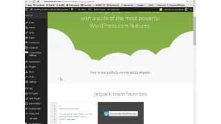 How to Use JetPack Publicize  WordPress Plugin
