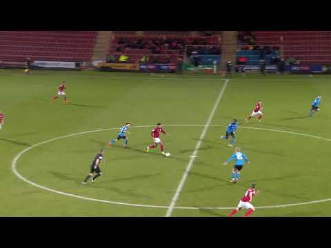 Crewe Swindon Goals And Highlights