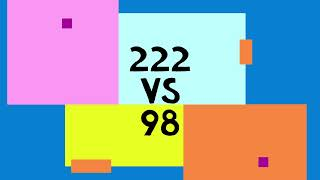 GBFM vs 98