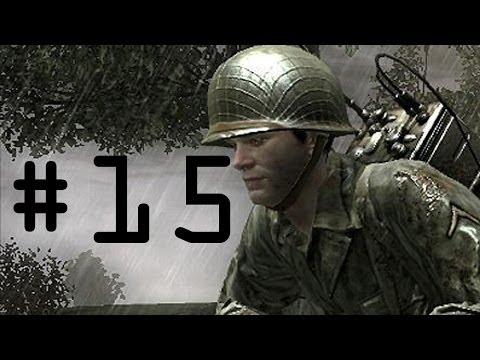 Call of Duty 3 Gameplay Walkthrough Part 15 - The Mace