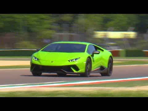 2017 Lamborghini Huracán Performante | First Drive