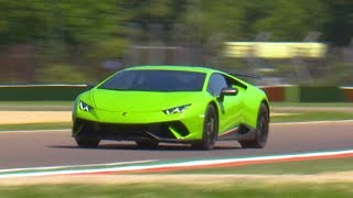 2017 Lamborghini Huracán Performante | First Drive
