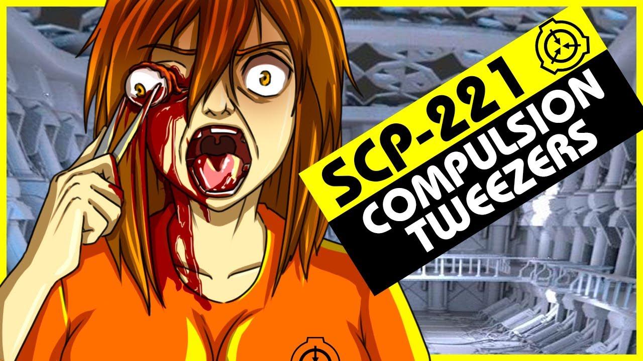 SCP-221 | Compulsion Tweezers (SCP Orientation)