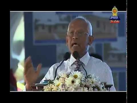 Api Wenuwen Api - Stage 16 - Anuradhapura - Secretary to the President