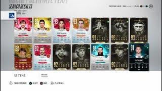 INSANE EVO TRADE DAY!! - NHL 18 HUT