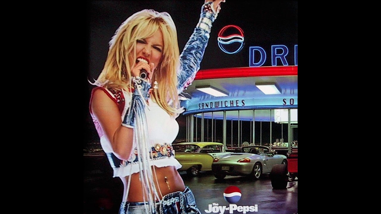 Britney Spears - New Millennium (Pepsi Generation) (FULL ...