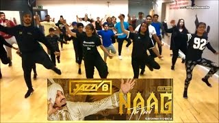 Bpd back2basics bhangra classes - naag the third by jazzy b