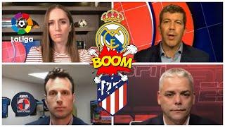 LA LIGA. REAL MADRID o ATLÉTICO MADRID: ¿quién tiene la urgencia de ser el campeón? | Fuera de Juego