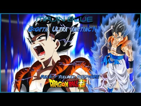 DBS: Full Body,Full Mind,Full Power! (Ultra Instinct Gogeta) - MajinBlue