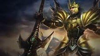 Leagues Of Legends - Jarvan IV Jungle s3 - FR & HD