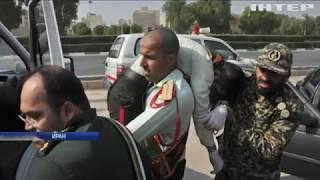 Теракт в Иране: на военном параде расстреляли десятки людей