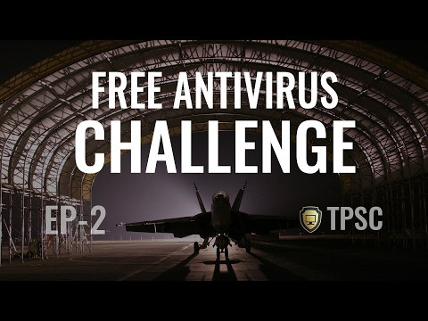 Free Antivirus Challenge Ep-2 | Best Automated Security