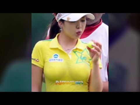 アンシネ 女子ゴルフ 画像