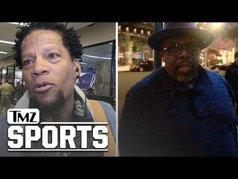 Robert Kraft Spa  NEEDS to Be Released Explains DL Hughley  TMZ Sports