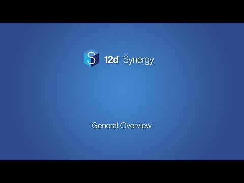 12d Synergy Overview Video