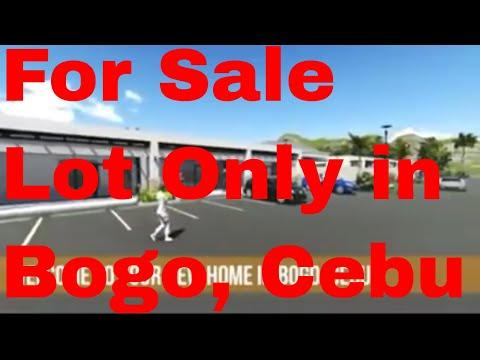 Bogo, Cebu Lot Only For Sale in Bogo, Cebu ( nice location, along the road)