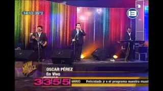 Oscar Pérez y La Alegre Formula Nueva Vs. Odilio Roman y Los Romanticos En Canal 13