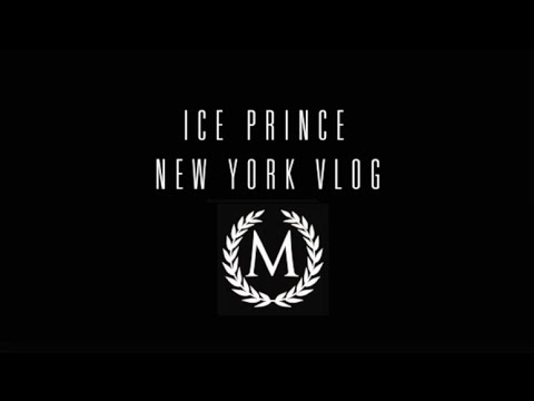 0 - Video: Ice Prince's Vlogs: New York