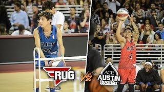 Download 3 POINT CONTEST VS AUSTIN MCBROOM!! (ACE FAMILY CHARITY BASKETBALL EVENT) Mp3 and Videos