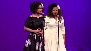 Vanguard Theater - Olivia Ridley & Katie McCreary - Broadway Buddy 2018