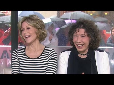 Jane Fonda, Lily Tomlin: Why We Love Playing 'Grace and Fran