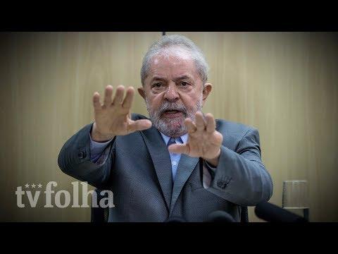 EXCLUSIVO: Folha entrevista Lula na prisão