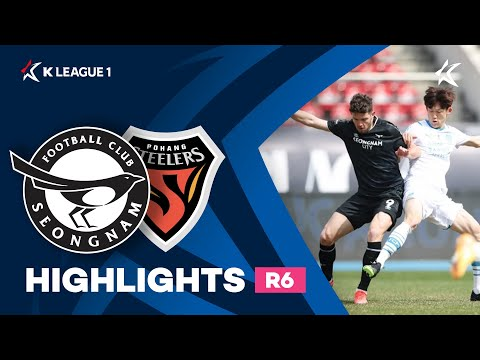 Seongnam Pohang Goals And Highlights
