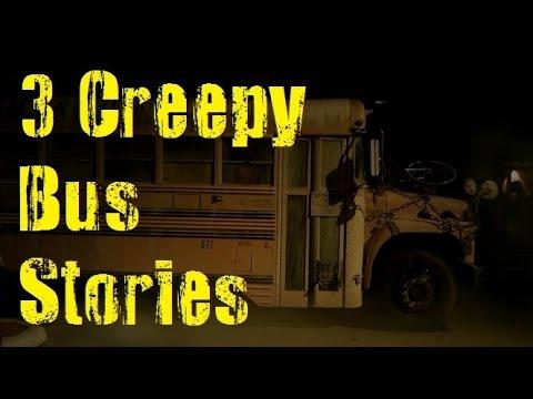 3 Creepy True Bus Horror Stories