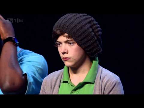 Liam Payne, Harry Styles and Niall Horan crying HD - The X Factor 2010