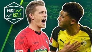 Fakt ist..! Wolfsburg zerlegt Gladbach! Hammer in Freiburg! Bundesliga Rückblick 23. Spieltag 18/19