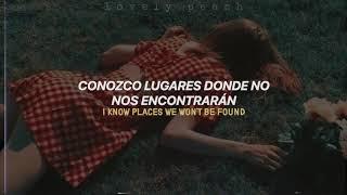 ⦗I know places⦘ - Taylor Swift ❘❘ Lyrics + Sub  Español