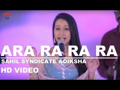 Ara Ra Ra Ra | Kalbelia Dance | Rajasthani Folk Songs | Sahil Syndicate & Diksha Rathi | USP TV