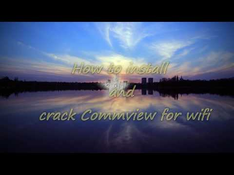 How To Install And Crack Commview For Wifi(100% Working Guarantee!!!!!!!!)