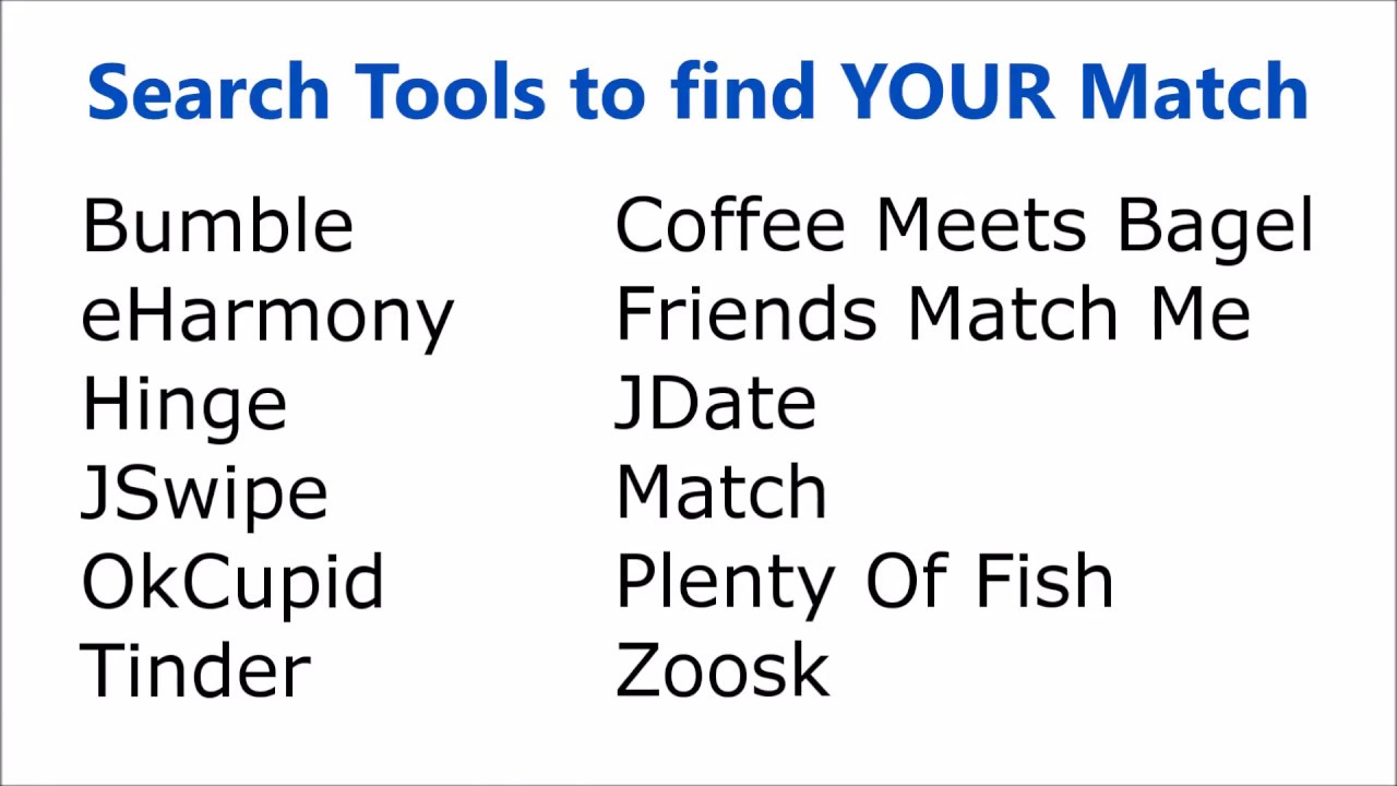Friends match me dating site