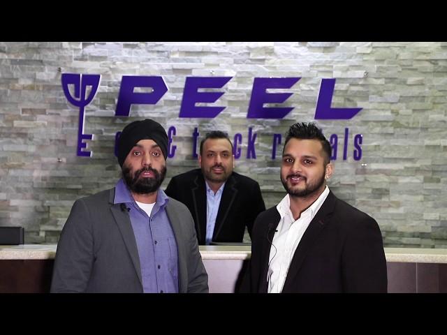 Peel Car Rentals - Sponsor Promo Toronto Diwali 2018