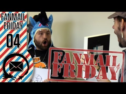 THE NEKO OF TIME - Fan Mail Friday #4 - 6/10/16 (TeamFourStar)