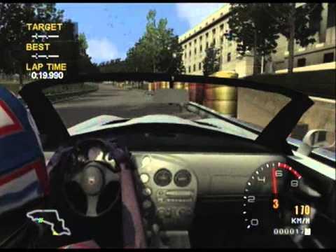 Project Gotham Racing 2 Cockpit Camera Hack
