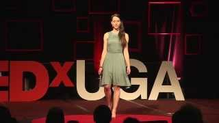 The recipe for better vaccines: Farah Samli at TEDxUGA