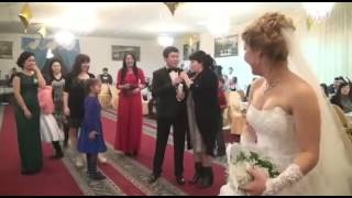 Жажда свадьбы ,Букет раздора той