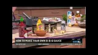How to Make Your Own BBQ Sauces (6/19/13 on KARE 11)