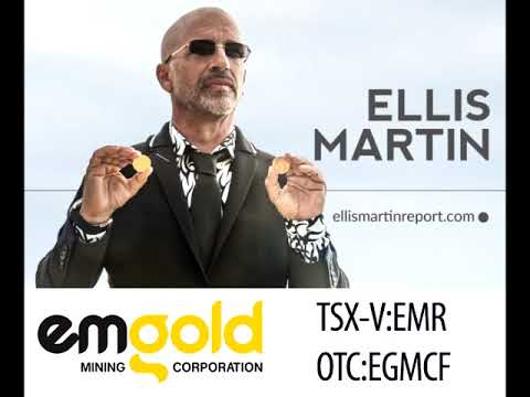 Ellis Martin Report-Emgold Mining Corp's David Watkinson: Gold Assets in Nevada and Quebec