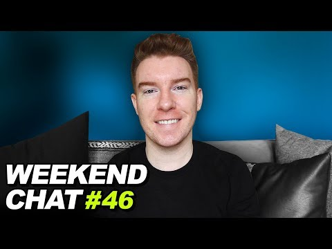 LET IT GO | weekend chat #46