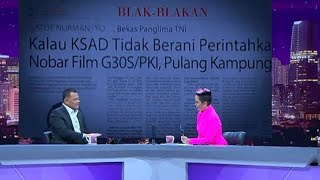 Download Video Jawaban Gatot Nurmantyo Terkait Tantangan Nobar Film G30SPKI MP3 3GP MP4