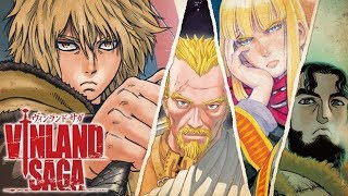 Vinland Saga Anime Announced | Animated By The Same Studio That Did Attack on Titan