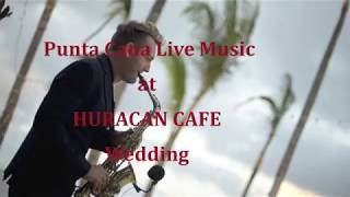 Chillout Lounge Music at Huracan cafe wedding