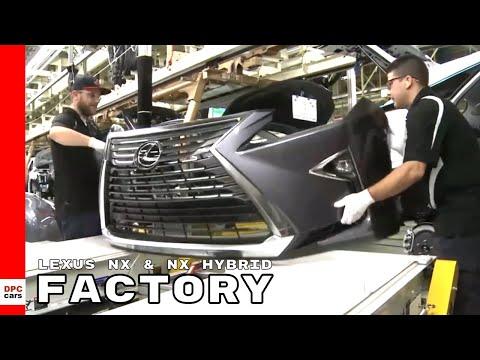Lexus RX, NX, & Hybrid Luxury SUV In Canada