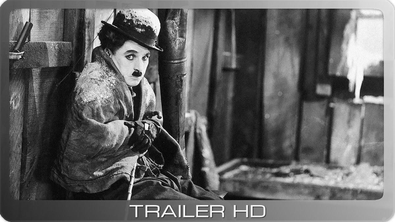 Goldrausch ≣ 1925 ≣ Trailer