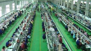 Счастливые люди - вся жизнь на заводе