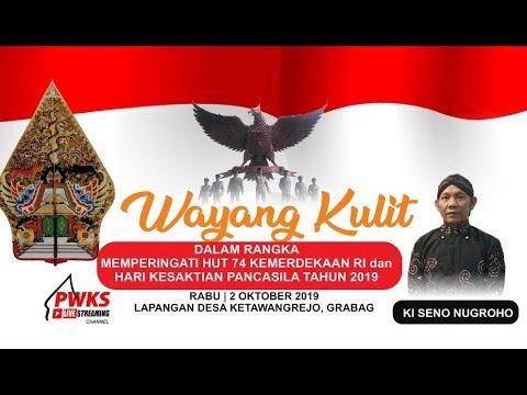 #pwkslive#livestreaming-pagelaran-wayang-kulit-dalang-ki-seno-nugroho