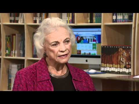 Sandra Day O'Connor on Leaving the Supreme Court